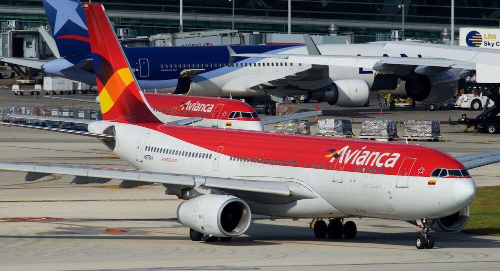 Airbus A330-300 N975AV