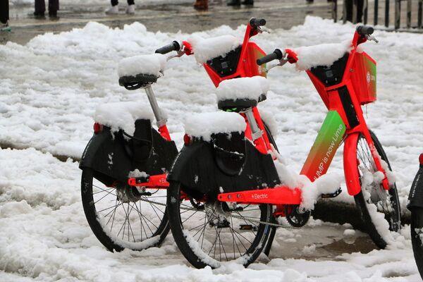 Noleggio bici a Milano - Sputnik Italia