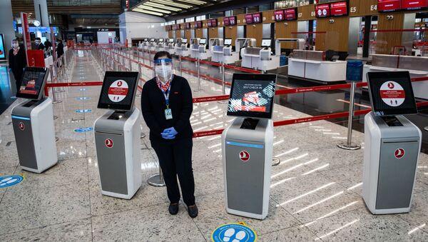 Aeroporto di Istanbul - Sputnik Italia