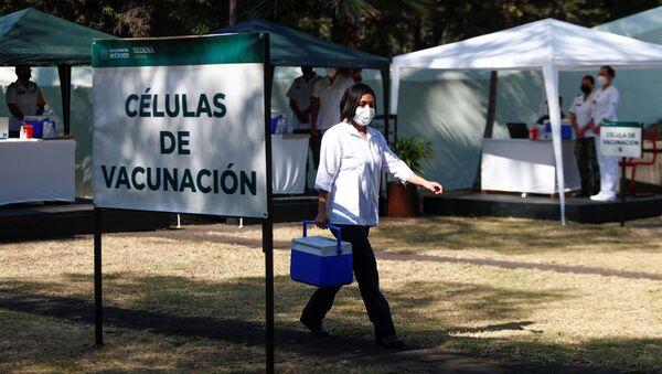 Vaccinazione nel Messico - Sputnik Italia