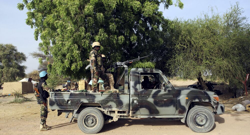 Soldati in Niger