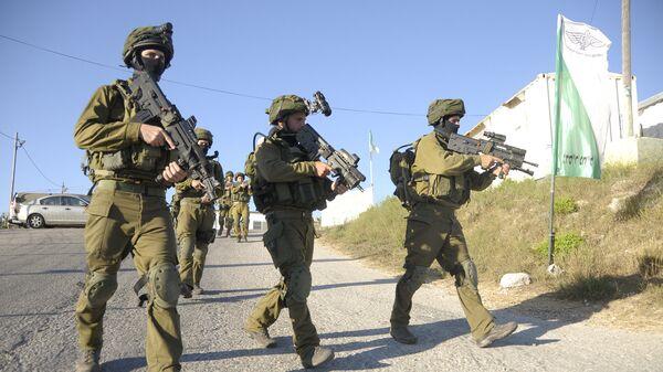 Soldati israeliani (foto d'archivio) - Sputnik Italia