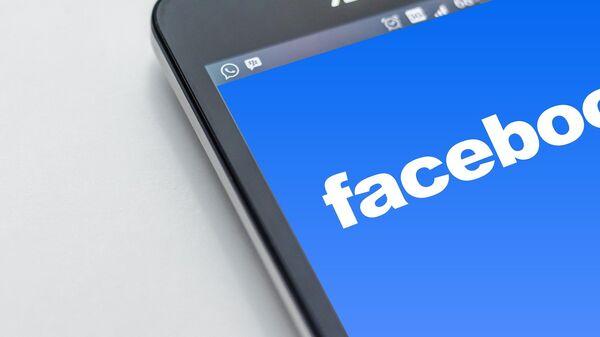 Facebook logo - Sputnik Italia