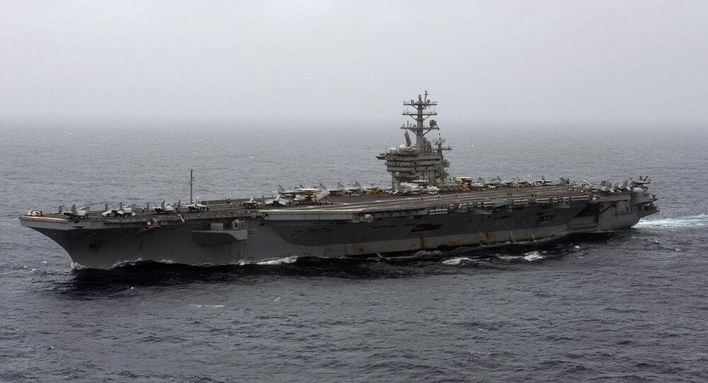 Portaerei USS Nimitz