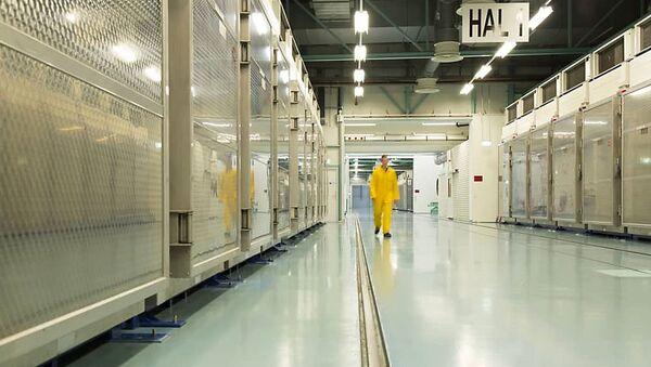 Struttura per l'arricchimento dell'uranio a Fordo - Sputnik Italia