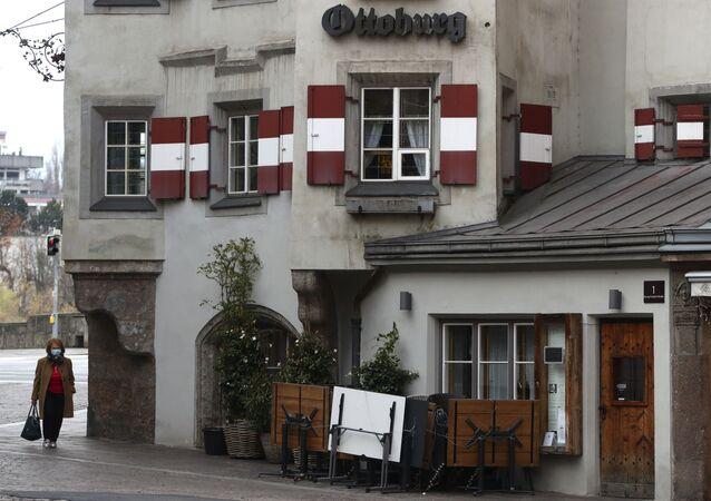 Lockdown in Austria