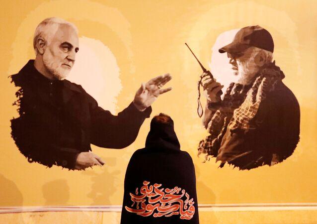 Anniversario dell'assassino di Soleimani e al-Muhandis