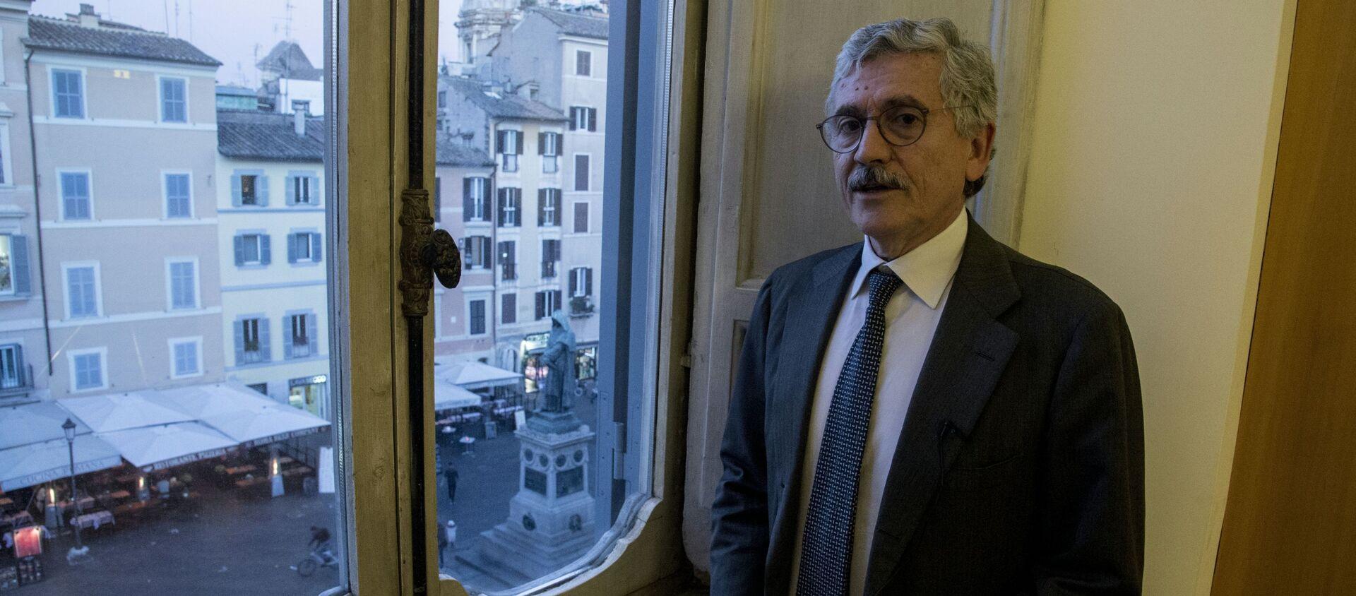 Massimo D'Alema - Sputnik Italia, 1920, 21.01.2021