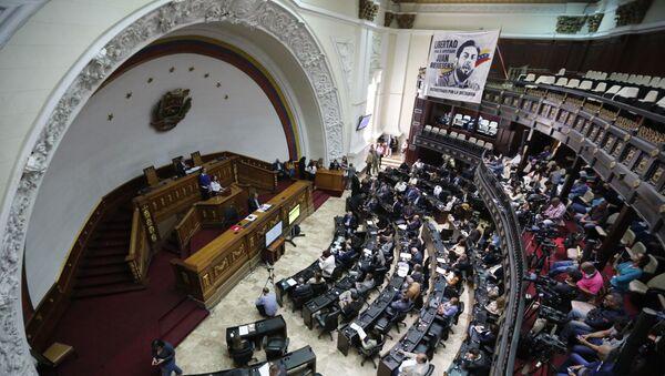 Assemblea Nazionale Venezuela - Sputnik Italia