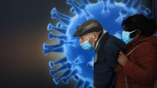 В центре вакцинации против COVID-19 в Иерусалиме - Sputnik Italia