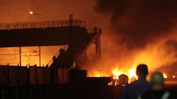 Incidente ferroviario di Viareggio - Sputnik Italia