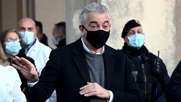 Il commissario straordinario Domenico Arcuri - Sputnik Italia