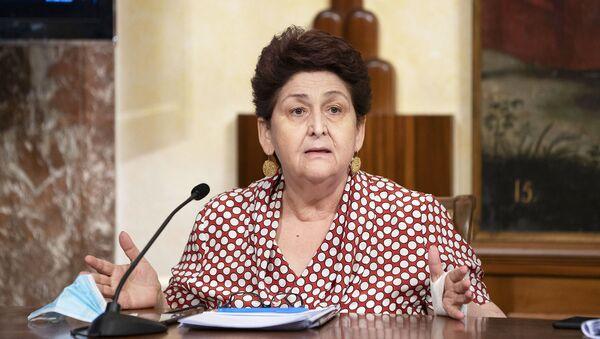 Il Ministro delle Politiche Agricole Alimentari e Forestali e del Turismo, Teresa Bellanova - Sputnik Italia