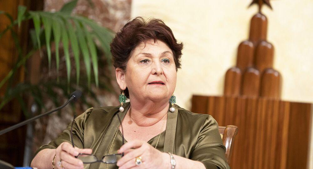 Teresa Bellanova, ministro delle politiche agricole alimentari e forestali
