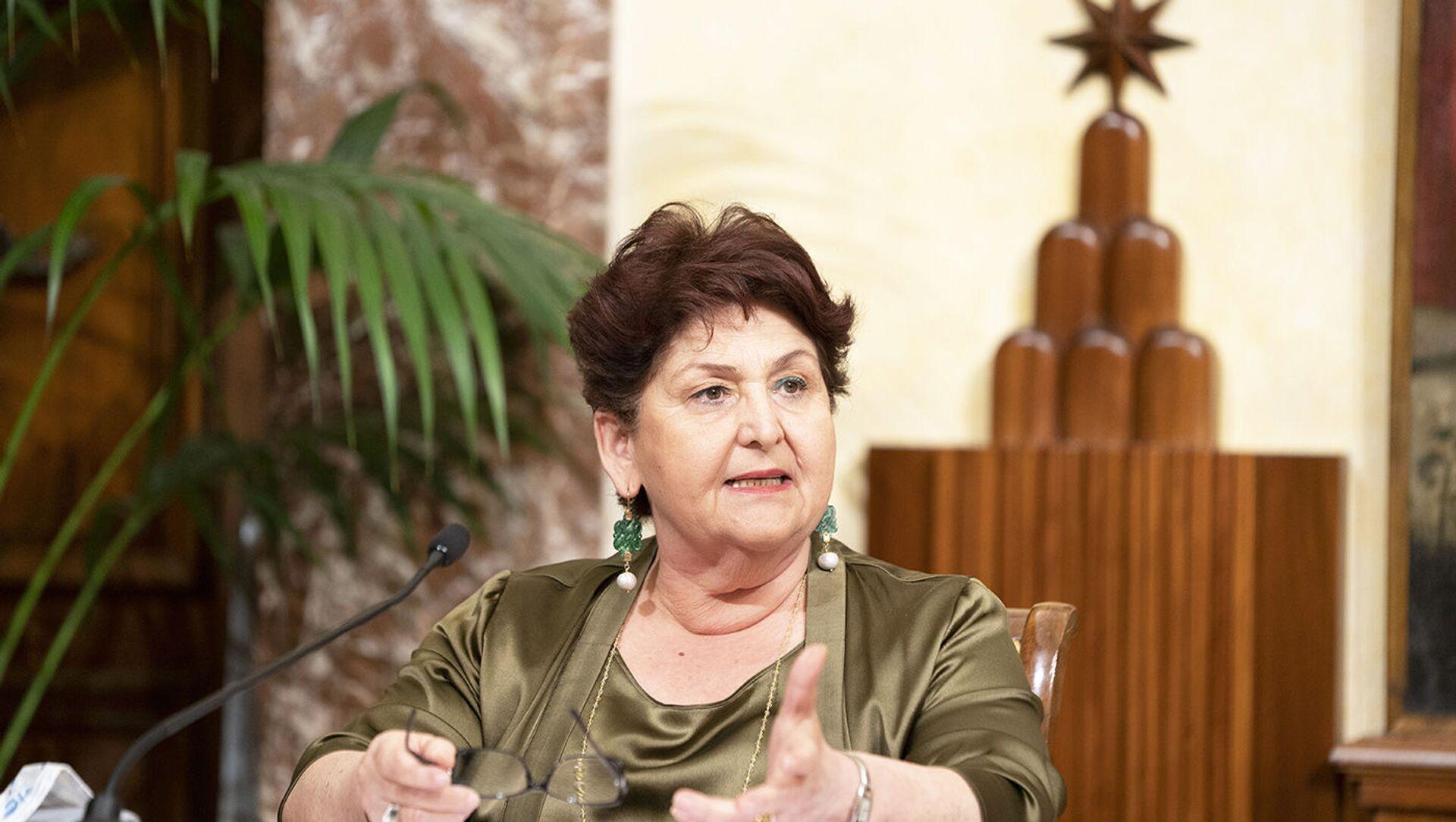 Teresa Bellanova, ministro delle politiche agricole alimentari e forestali - Sputnik Italia, 1920, 17.02.2021