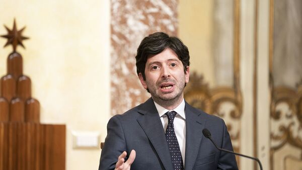 il Ministro della Salute Roberto Speranza - Sputnik Italia