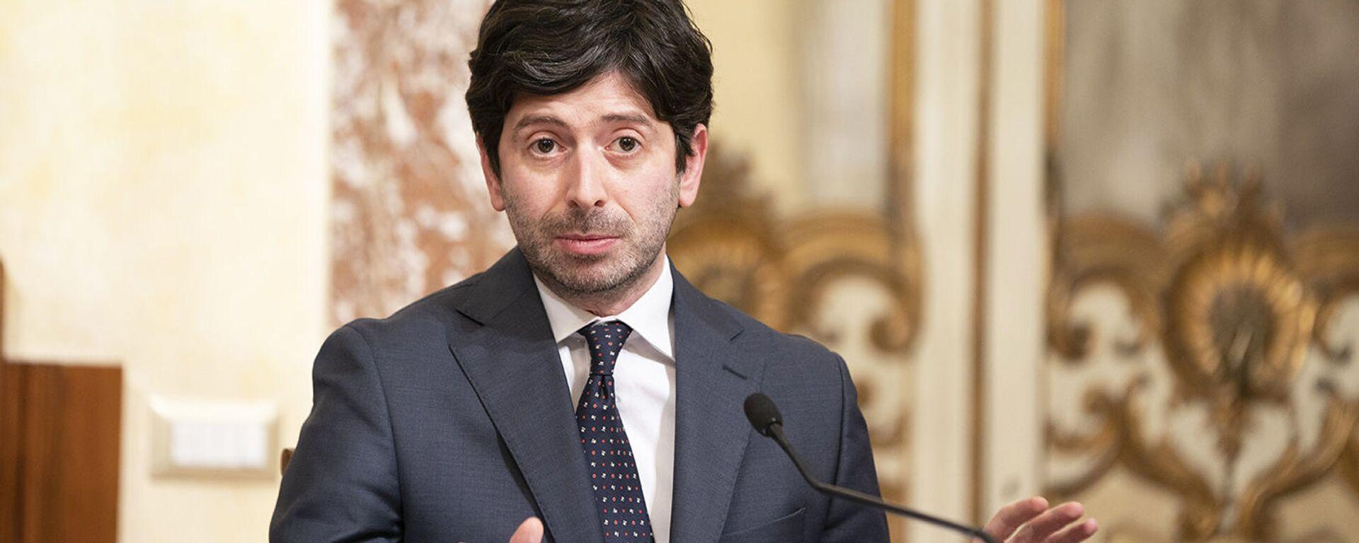 Ministro della Salute Roberto Speranza - Sputnik Italia, 1920, 21.06.2021
