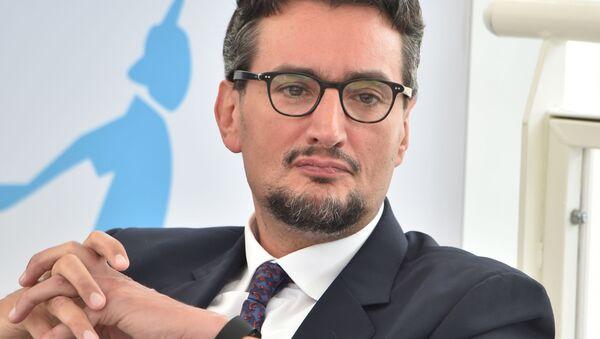 Giovanni Ferrero, imprenditore italiano - Sputnik Italia