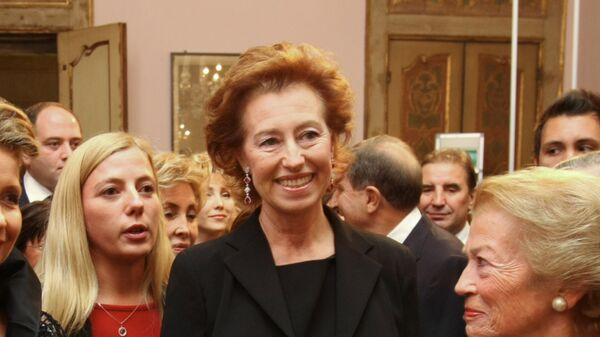 Letizia Moratti - Sputnik Italia