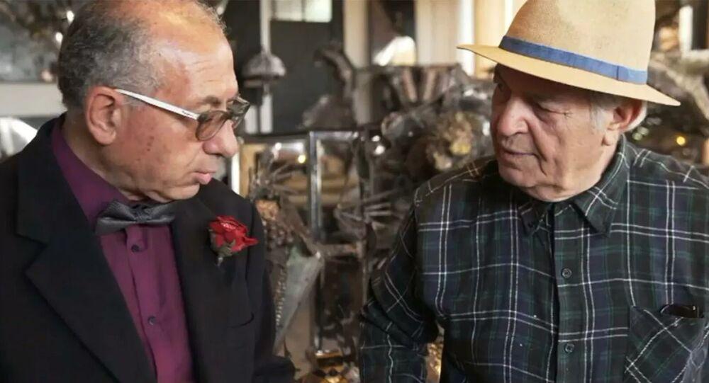 Nino Ucchino e Salvatore Coglitore