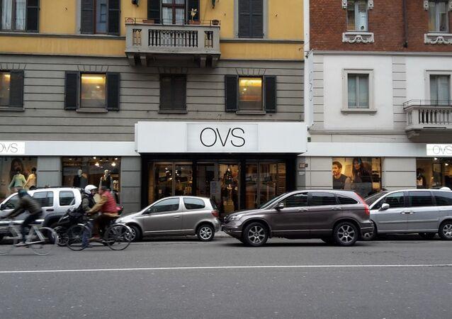 Negozio della catena Ovs