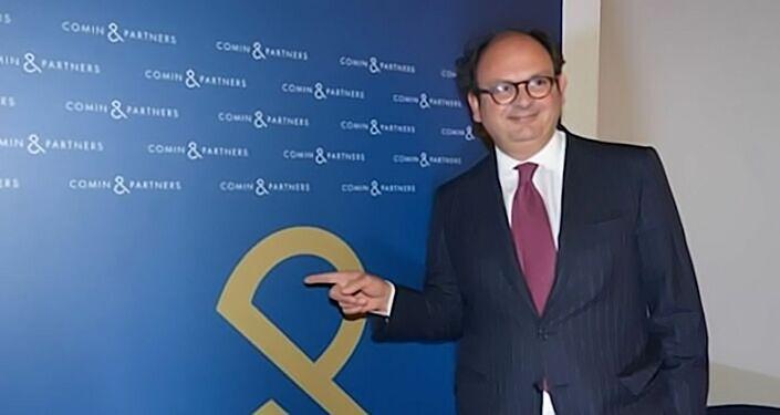 Gianluca Comin, Professor Communication Strategy, Luiss Guido Carli di Roma