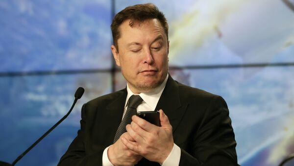 Elon Musk fondatore e CEO di Tesla e SpaceX - Sputnik Italia