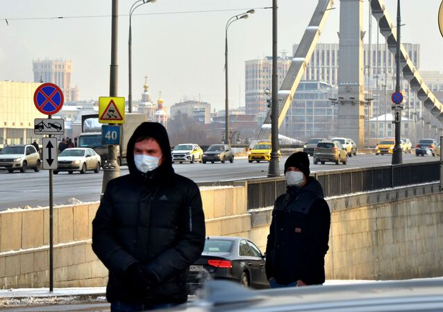 Coronavirus in Russia - gennaio 2021