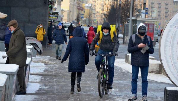 Coronavirus in Russia - Mosca, gennaio 2021 - Sputnik Italia
