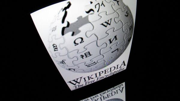 Logo di Wikipedia - Sputnik Italia