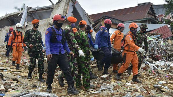 Terremoto in Indonesia - Sputnik Italia