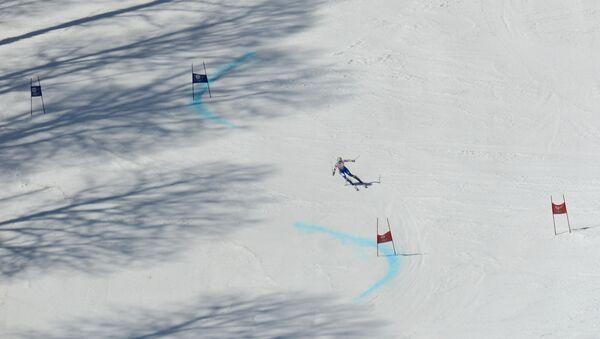 Slalom Gigante femminile - Sputnik Italia