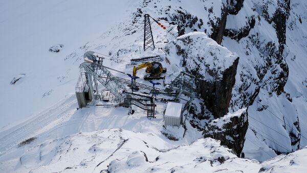 Vette alpine - Sputnik Italia