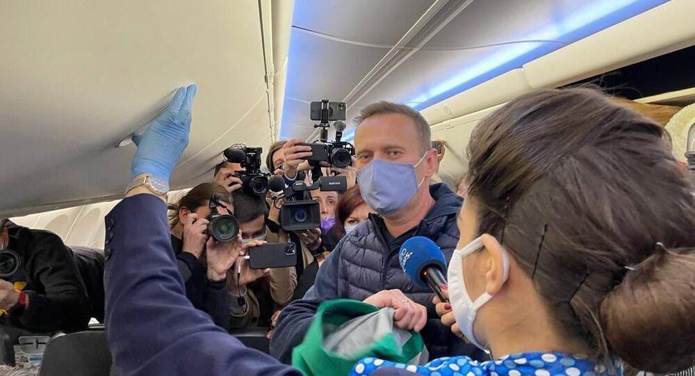 Russia, Alexei Navalny arrestato all'aeroporto di Mosca