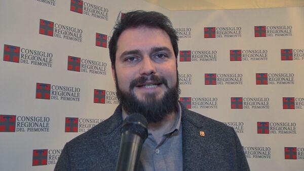 Assessore Maurizio Marrone - Sputnik Italia