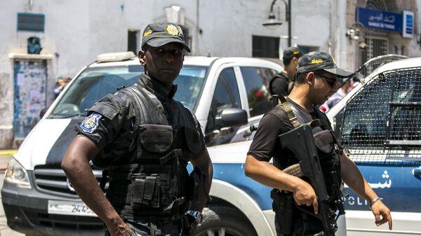 Polizia in Tunisia - Sputnik Italia