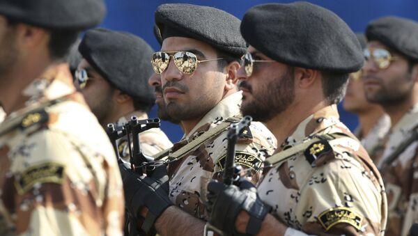 I militari del Corpo delle guardie della rivoluzione islamica (IRGC) - Sputnik Italia