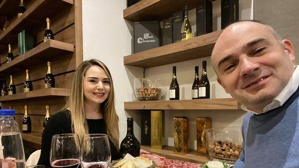 Vinci (Lega) rischia multa per aver violato il dpcm: va a cena la sera con la fidanzata per protesta - Sputnik Italia