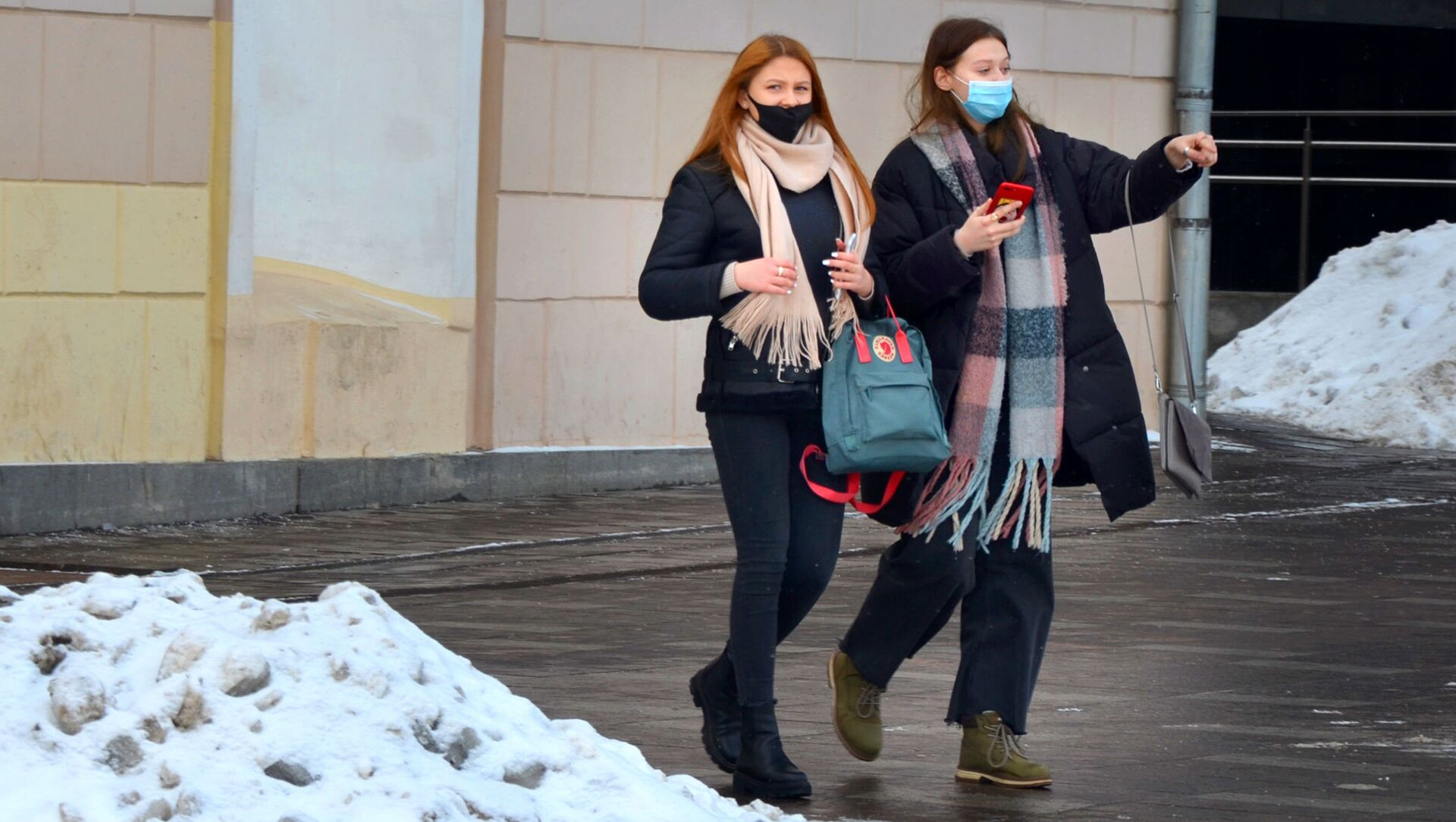 Coronavirus in Russia - gennaio 2021 - Sputnik Italia, 1920, 25.02.2021