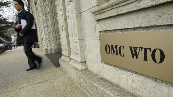 Sede dell'OMC a Ginevra (foto d'archivio) - Sputnik Italia