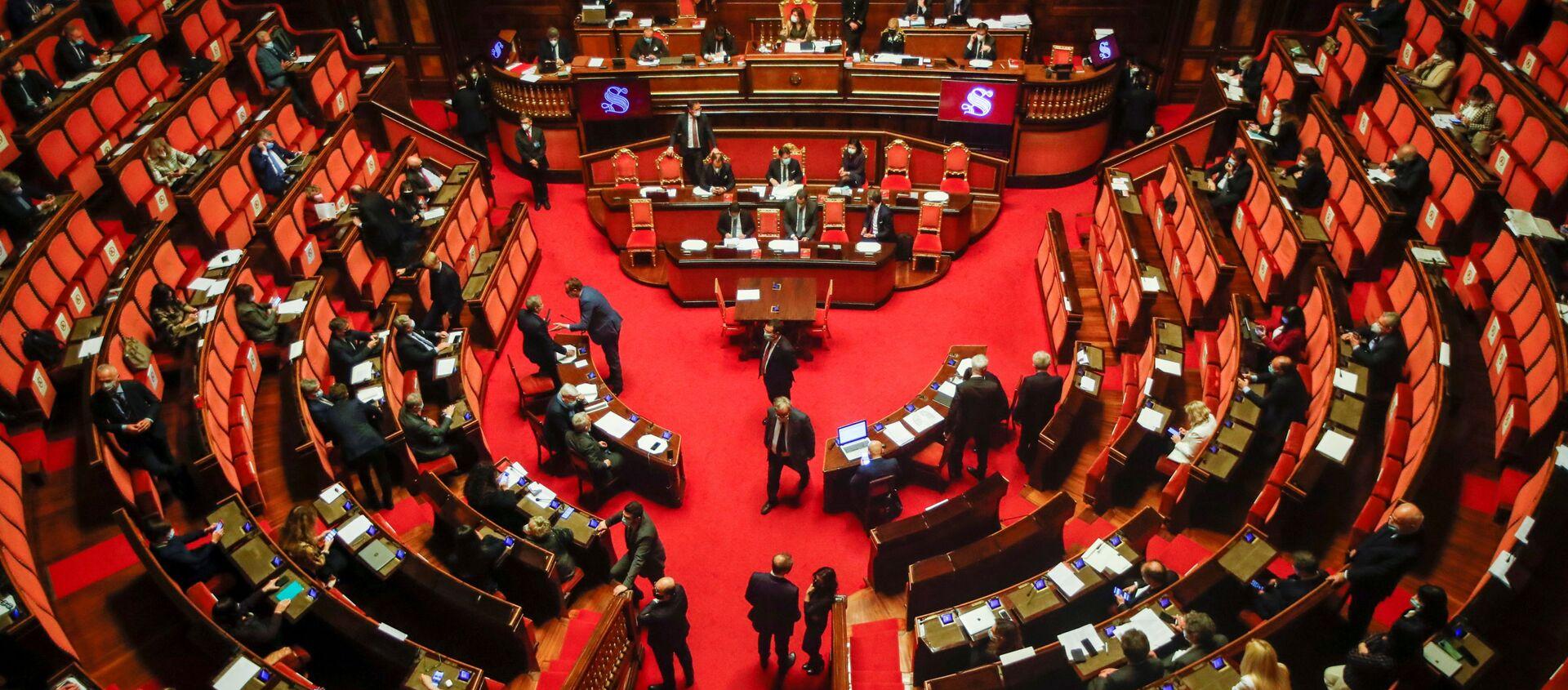 Senato Italiano - Sputnik Italia, 1920, 18.02.2021