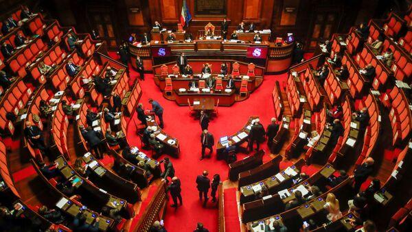 Senato Italiano - Sputnik Italia
