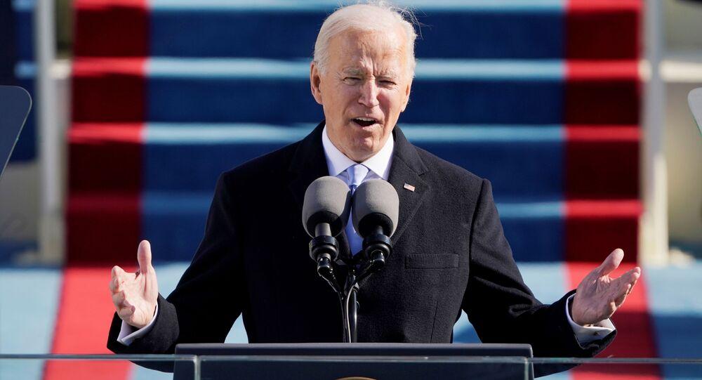 Insediamento di Joe Biden