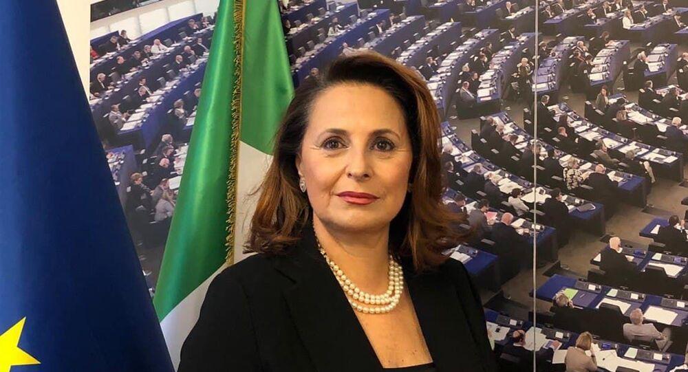 L'europarlamentare della Lega Luisa Regimenti