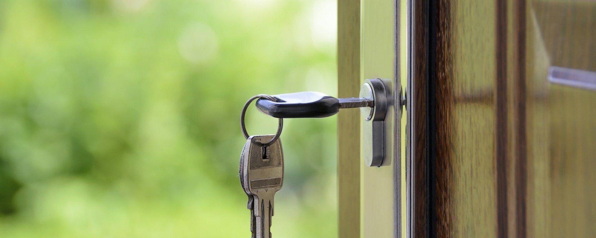 Door lock and keys - Sputnik Italia, 1920, 22.01.2021