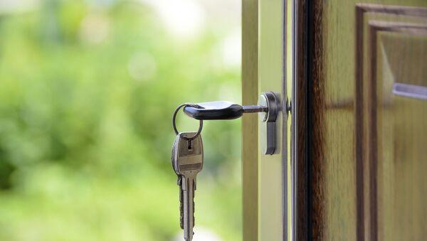 Door lock and keys - Sputnik Italia