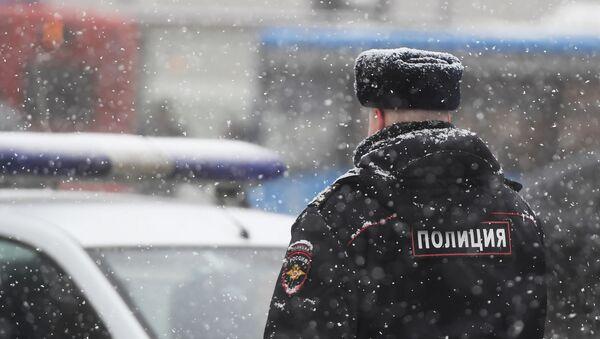 Poliziotto russo - Sputnik Italia