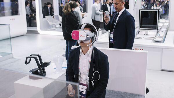 La fiera Mobile World Congress 2019 - Sputnik Italia