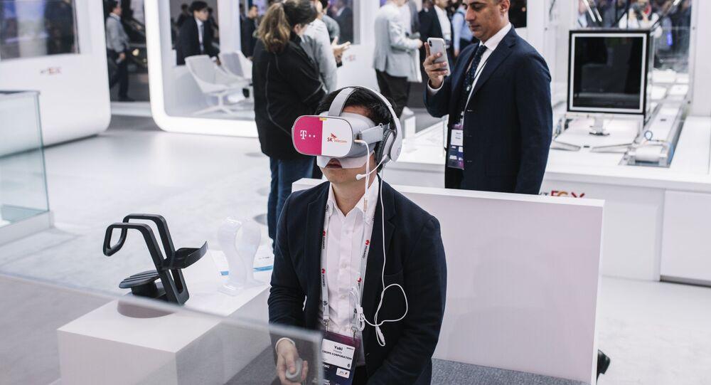 La fiera Mobile World Congress 2019