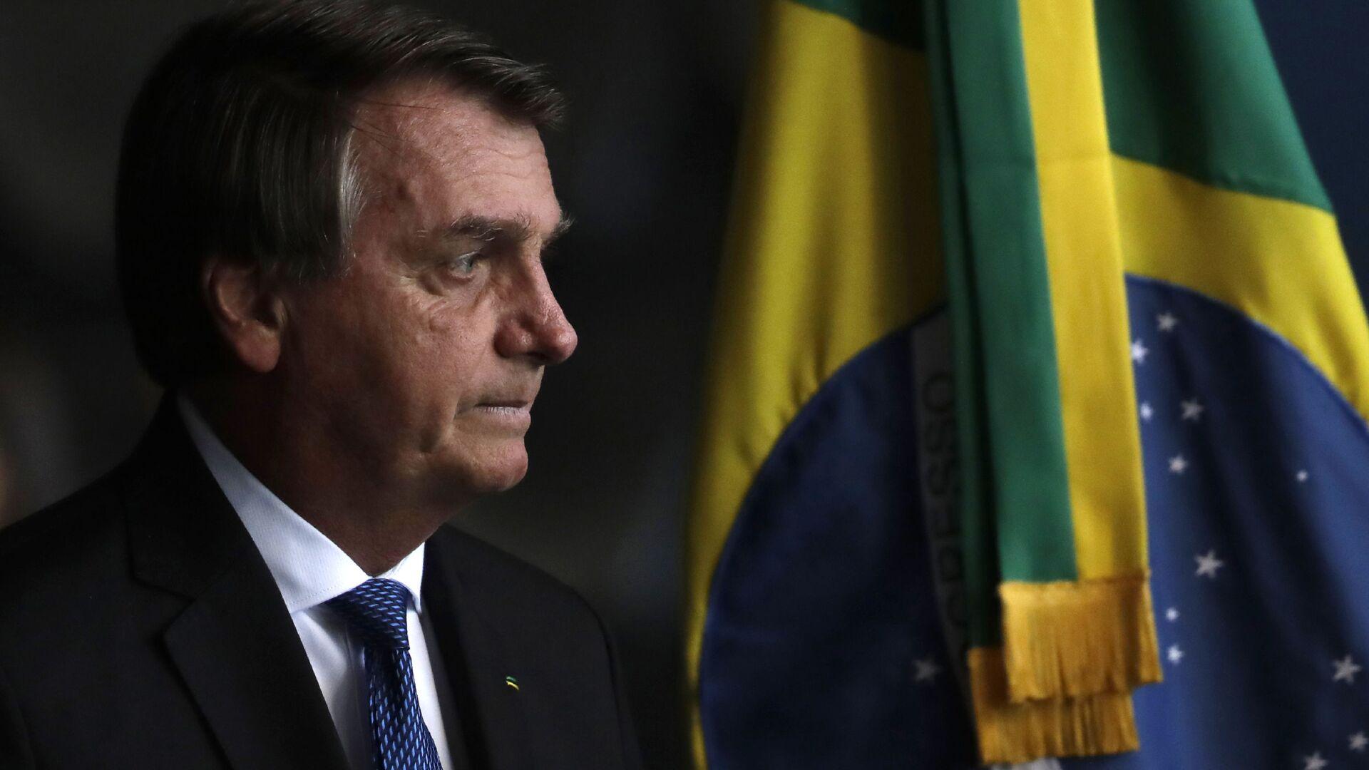 Jair Bolsonaro, presidente del Brasile - Sputnik Italia, 1920, 03.07.2021